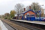 Warwick railway station photo survey (14) - geograph.org.uk - 1583289
