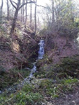 Waterfall - Rivelin Valley - panoramio