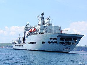 RFA Wave Knight (A389) - Image: Wave Knight 1