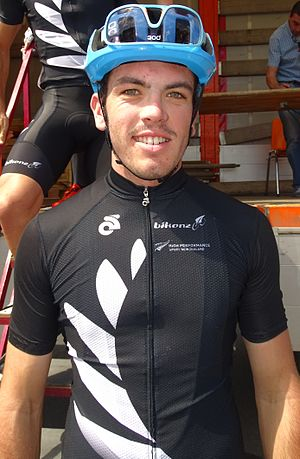 Nicholas Kergozou - Nicholas Kergozou in 2015