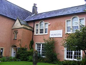 Wells and Mendip Museum - Image: Wells and Mendip Museum