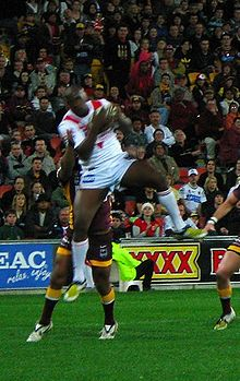 Description de l'image Wendell Sailor (Brisbane Broncos vs. St. George Illawarra Dragons 2008) 2.jpg.