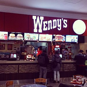 Iskander Makhmudov - Brings the first Wendy's restaurant to Russia.