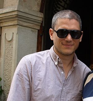 Wentworth Miller - Miller in 2015
