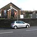 West side of Saron Chapel, Crynant (geograph 6362333).jpg