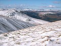 Western fells in distance from around Watson's dodd - panoramio.jpg