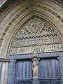 Westminster Abbey - Вестминстерское аббатство. Детали украшения фасадов. - panoramio.jpg
