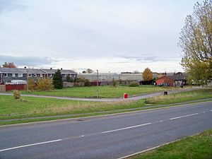 HM Prison Wetherby - Image: Wetherby Young Offenders Institution (30th October 2010)