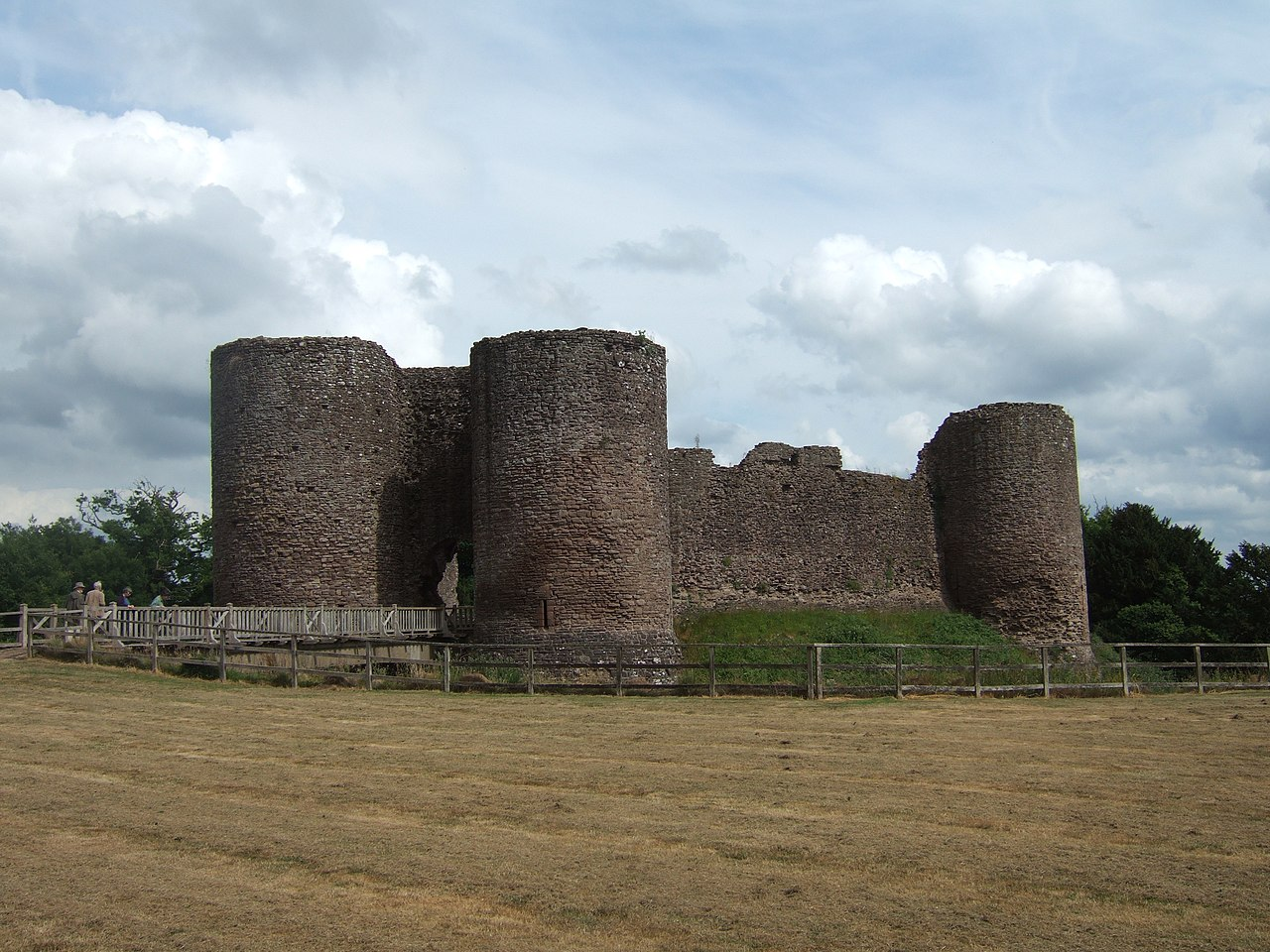 Inner Curtain Wall : File white castle inner ward gatehouse and curtain wall