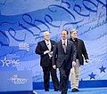 White House Chief of Staff Reince Priebus and WH Chief Strategist Steve Bannon at 2017 Conservative Political Action Conference (CPAC).jpg