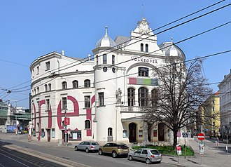 Les pêcheurs de perles - The Vienna Volksoper, which staged Les pêcheurs de perles in 1994, the city's first production of the opera