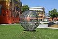 Wien - WU Campus, Mahnmal.JPG
