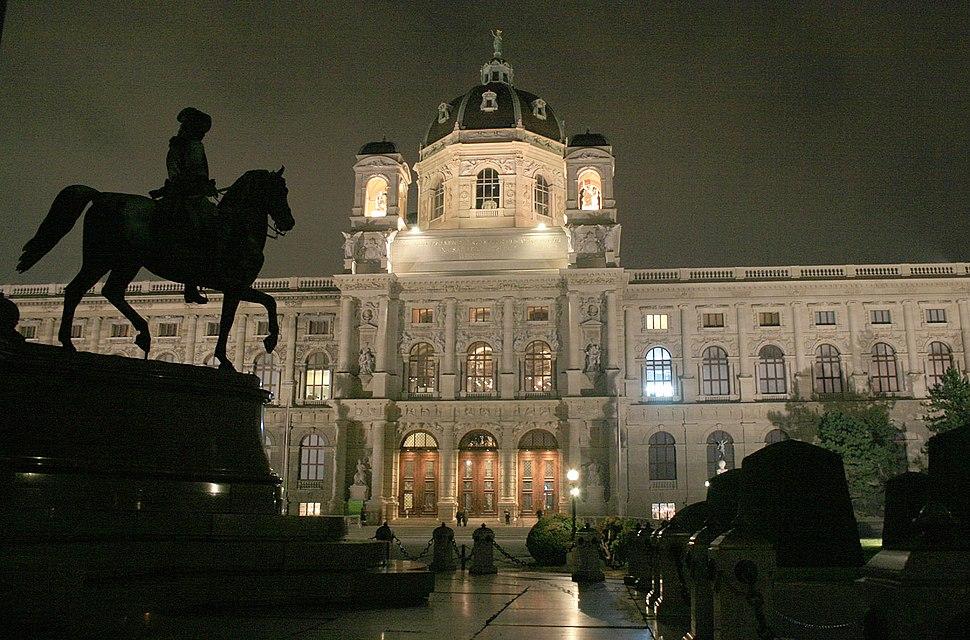 Wien Kunsthistorisches Museum Nov2006