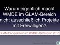 WikiCon 2014 Warum eigentlich macht WMDE im GLAM-Bereich nicht ausschließlich Projekte mit Freiwilligen.pdf