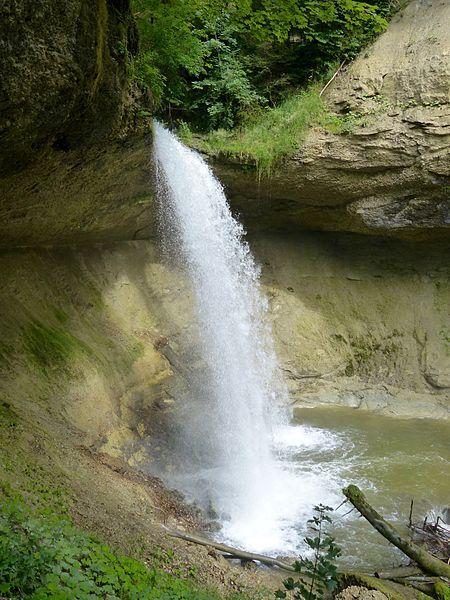 File:WikiProjekt Landstreicher Geotop Scheidegger Wasserfälle 28.jpg