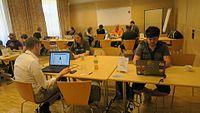 Wikimedia Hackathon 2017 IMG 4306 (33946948933).jpg