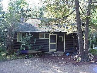 Wild Basin House United States historic place