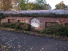Müller's grave in Dessau (Source: Wikimedia)