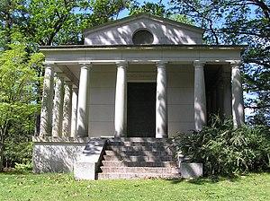 William Boyce Thompson - The mausoleum of William Boyce Thompson