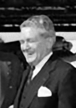 William J. Sebald - Sebald in June 1957.