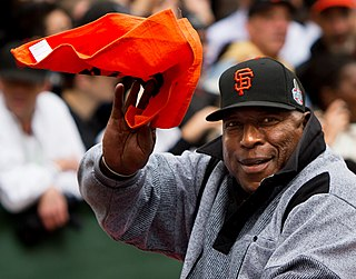 Willie McCovey American baseball player