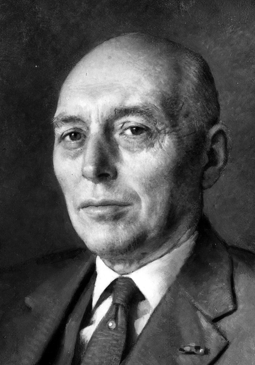 Wim Schermerhorn 1946