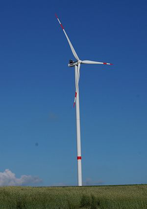 Vestas - Vestas V112-3.0 MW in Bavaria, Germany