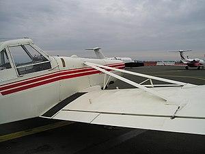 Strut - Image: Wing Brace strut