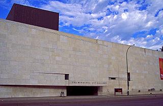 Winnipeg Art Gallery Art museum in Manitoba, Canada