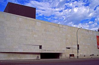 Winnipeg Art Gallery - Winnipeg Art Gallery