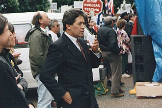 Winston Peters - Peters in the 1990s