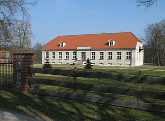 Rheinsberg - Manor in Wittwien