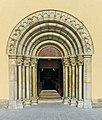 Wolfsberg Stadtpfarrkirche heiliger Markus Portal 05062011 577.jpg