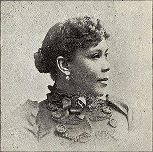 Rosa Dixon Bowser - Rosa L. Dixon Bowser, from an 1893 publication