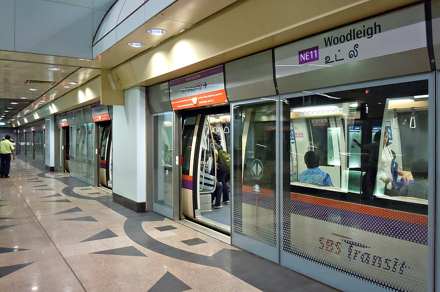 Mass Rapid Transit (Singapore) - The Reader Wiki, Reader View of