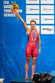 World Triathlon Series Tour 2015 - Edmonton