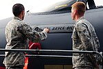 World famous Rocketeers welcome new commander 131018-F-JH807-083.jpg