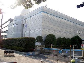Wowow - Image: Wowow broadcasting center tatsumi koto
