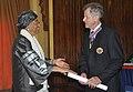 Wulf Gatter Ellen Johnson Sirleaf Star of Africa Order.jpg