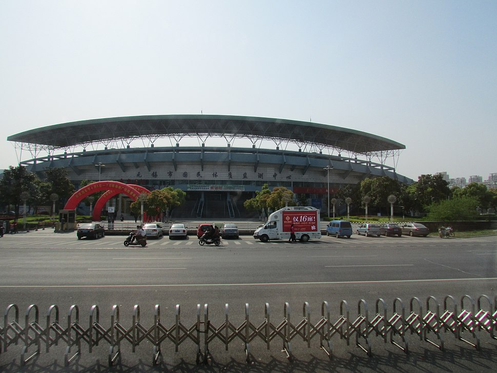 Wuxi New Stadium - Football