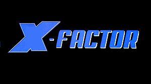 Representación logo X-Factor