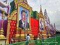 Xi Jinping and Norodom Sihamoni portrait Phnom Penh (02).jpg