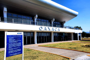Xoxocotlán International Airport Oaxaca