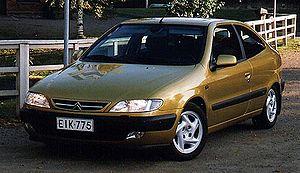 Citroën Xsara - 1998 Citroën Xsara Coupé