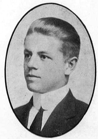 Y. Frank Freeman - Y. Frank Freeman circa 1910