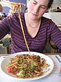 Yaki udon by redjar in Cambridge, Massachusetts.jpg