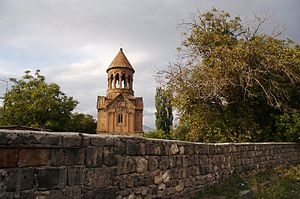 Yeghvard - Holy Mother of God Church of 1301