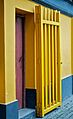 Yellow Wall and Gate (6469392971).jpg