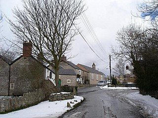 Ysceifiog Human settlement in Wales