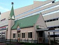 Yubari Station, Sekisho Line.jpg